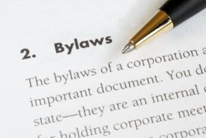 Articles versus bylaws amendment