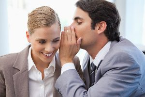 Pain point: Whispering and sidebar conversations